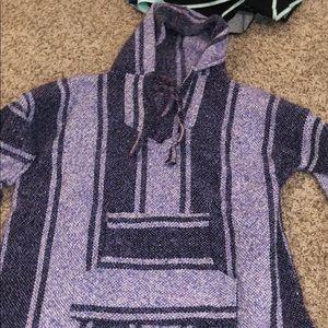 Purple drug rug